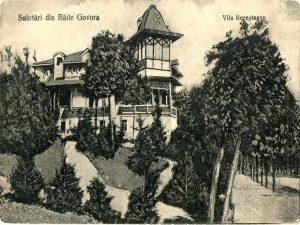 Vila Beresteanu - fosta gradinita